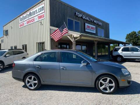 2009 Volkswagen Jetta for sale at Top Quality Motors & Tire Pros in Ashland MO