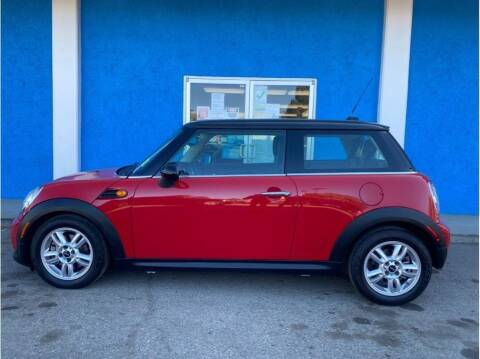 2012 MINI Cooper Hardtop for sale at Khodas Cars in Gilroy CA