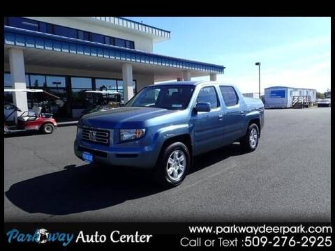 2007 Honda Ridgeline for sale at PARKWAY AUTO CENTER AND RV in Deer Park WA