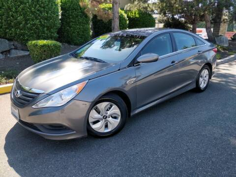 2014 Hyundai Sonata for sale at SS MOTORS LLC in Edmonds WA