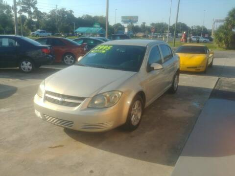 2009 Chevrolet Cobalt for sale at QUALITY AUTO SALES OF FLORIDA in New Port Richey FL