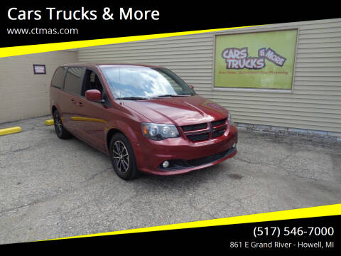 2019 Dodge Grand Caravan for sale at Cars Trucks & More in Howell MI