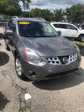 2012 Nissan Rogue for sale at Z & A Auto Sales in Philadelphia PA