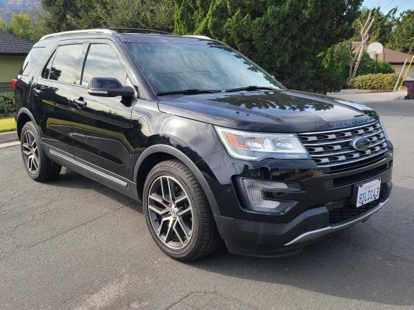2017 Ford Explorer for sale at CAR CITY SALES in La Crescenta CA