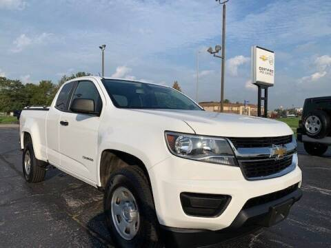 2018 Chevrolet Colorado for sale at Dunn Chevrolet in Oregon OH