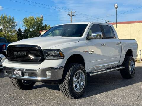2018 RAM Ram Pickup 1500 for sale at North Imports LLC in Burnsville MN