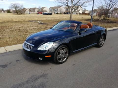 2002 Lexus SC 430 for sale at CALDERONE CAR & TRUCK in Whiteland IN