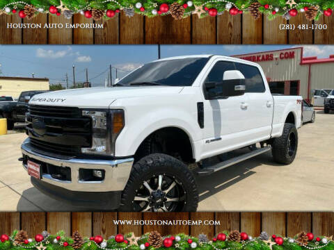 2017 Ford F-250 Super Duty for sale at Houston Auto Emporium in Houston TX