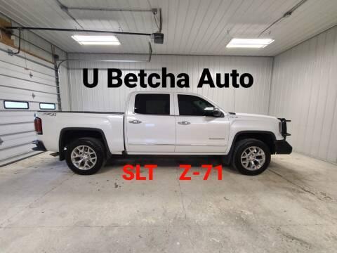 2016 GMC Sierra 1500 for sale at Ubetcha Auto in Saint Paul NE