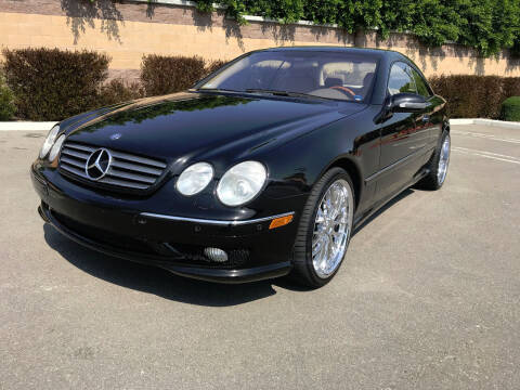 2001 Mercedes-Benz CL-Class for sale at Quality Car Sales in Whittier CA