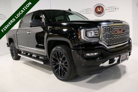 2016 GMC Sierra 1500 for sale at Unlimited Motors in Fishers IN