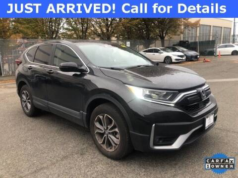 2020 Honda CR-V for sale at Honda of Seattle in Seattle WA