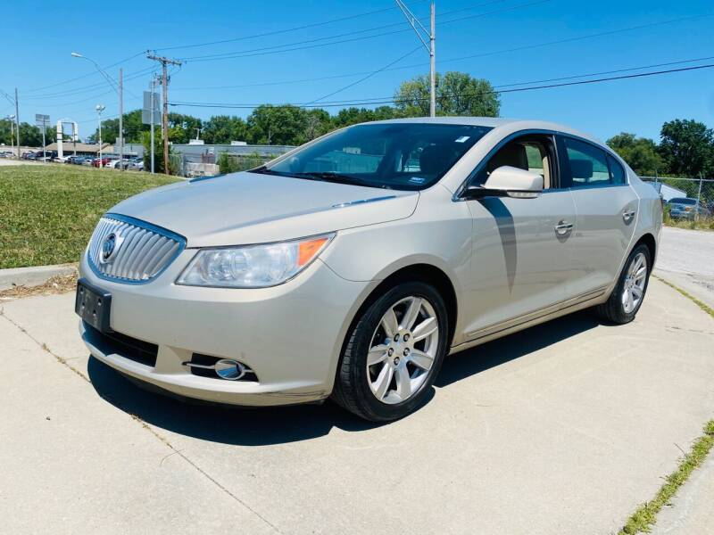2011 Buick LaCrosse for sale at Xtreme Auto Mart LLC in Kansas City MO