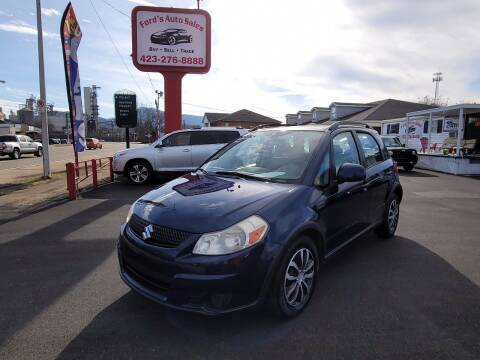 2010 Suzuki SX4 Crossover for sale at Ford's Auto Sales in Kingsport TN