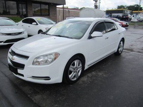 2012 Chevrolet Malibu for sale at Jacobs Auto Sales in Nashville TN