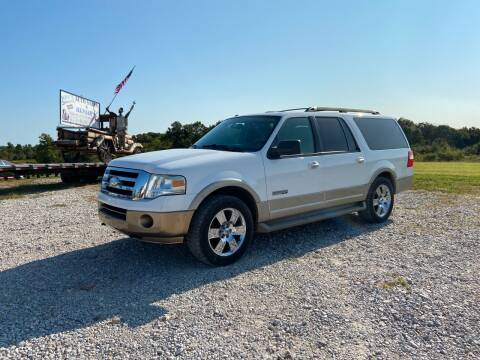 2007 Ford Expedition EL for sale at Ken's Auto Sales & Repairs in New Bloomfield MO