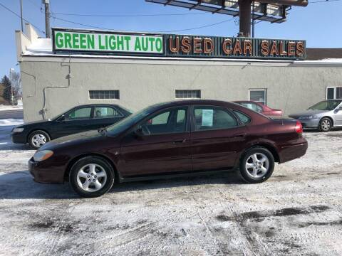 2001 Ford Taurus for sale at Green Light Auto in Sioux Falls SD