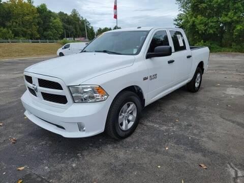 2018 RAM Ram Pickup 1500 for sale at Riverside Mitsubishi(New Bern Auto Mart) in New Bern NC