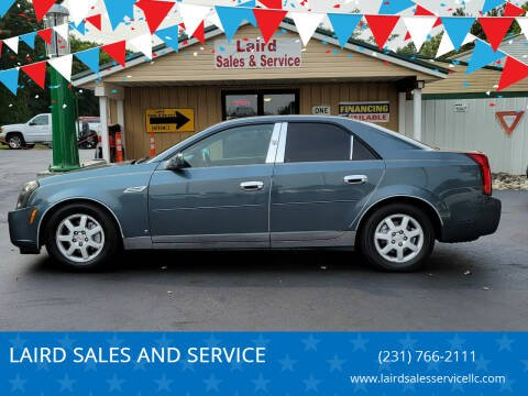 2006 Cadillac CTS for sale at LAIRD SALES AND SERVICE in Muskegon MI