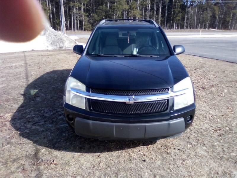 2005 Chevrolet Equinox for sale at Clark Automotive in Lake Ann MI