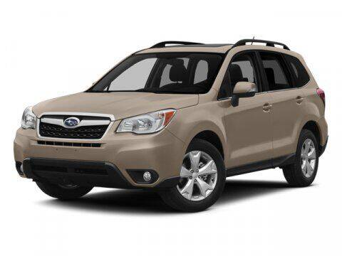 2014 Subaru Forester for sale at Street Smart Auto Brokers in Colorado Springs CO