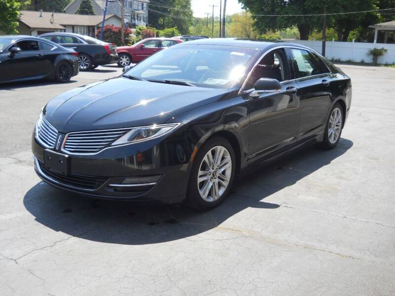 2014 Lincoln MKZ for sale at Petillo Motors in Old Forge PA