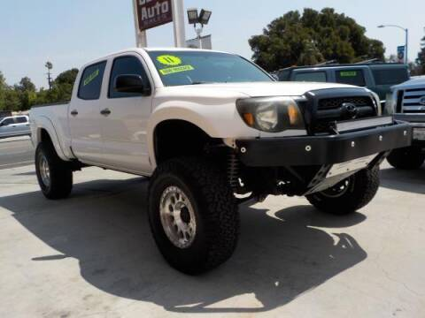 2011 Toyota Tacoma for sale at Bell's Auto Sales in Corona CA