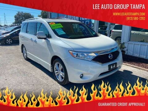 2011 Nissan Quest for sale at Lee Auto Group Tampa in Tampa FL