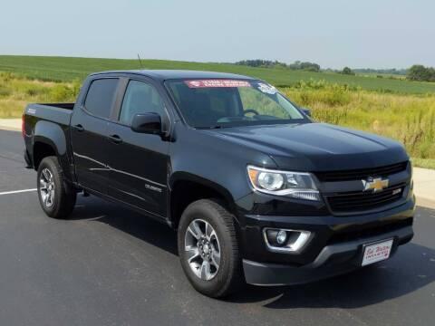 2016 Chevrolet Colorado for sale at Bob Walters Linton Motors in Linton IN