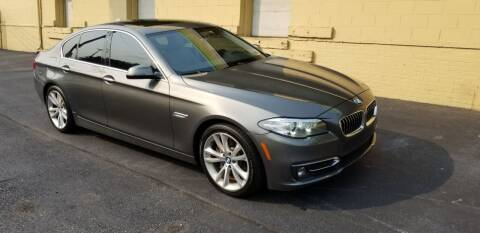 2014 BMW 5 Series for sale at Cars Trend LLC in Harrisburg PA