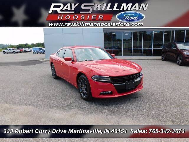 2018 Dodge Charger for sale at Ray Skillman Hoosier Ford in Martinsville IN