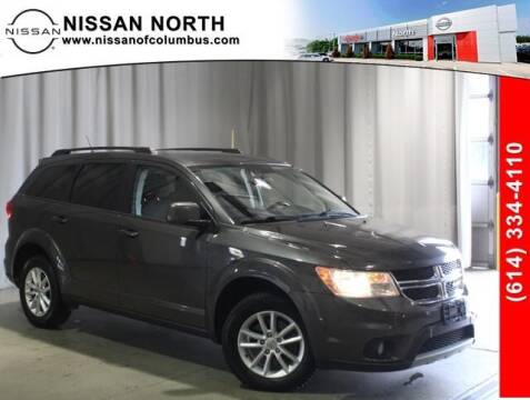 2017 Dodge Journey for sale at Auto Center of Columbus in Columbus OH