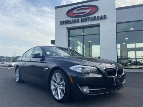 2011 BMW 5 Series for sale at Sterling Motorcar in Ephrata PA