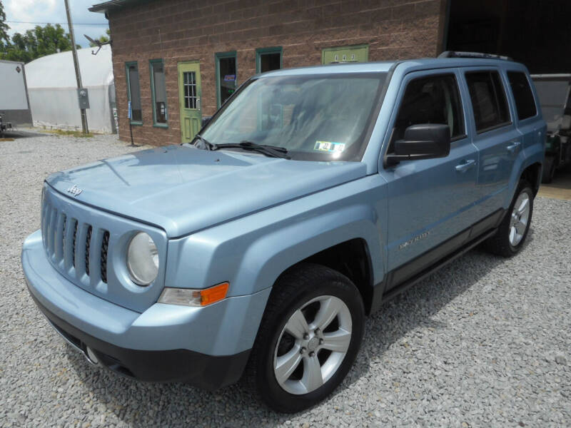 2013 Jeep Patriot for sale at Sleepy Hollow Motors in New Eagle PA