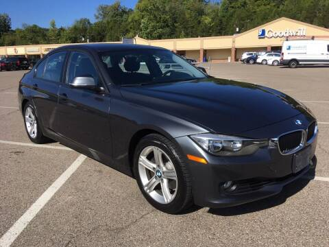 2013 BMW 3 Series for sale at Borderline Auto Sales in Loveland OH