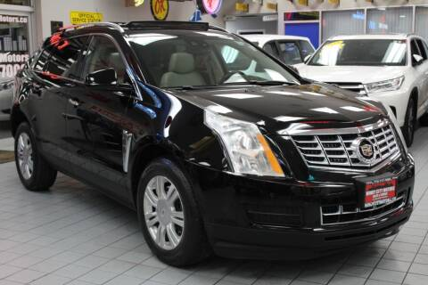 2014 Cadillac SRX for sale at Windy City Motors in Chicago IL