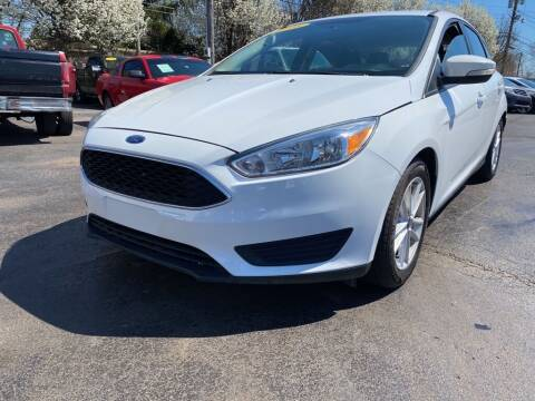 2016 Ford Focus for sale at Rayyan Auto Mall in Lexington KY