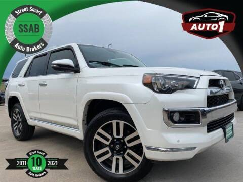 2014 Toyota 4Runner for sale at Street Smart Auto Brokers in Colorado Springs CO