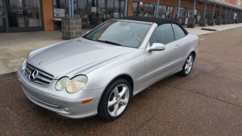 2005 Mercedes-Benz CLK for sale at The Auto Toy Store in Robinsonville MS