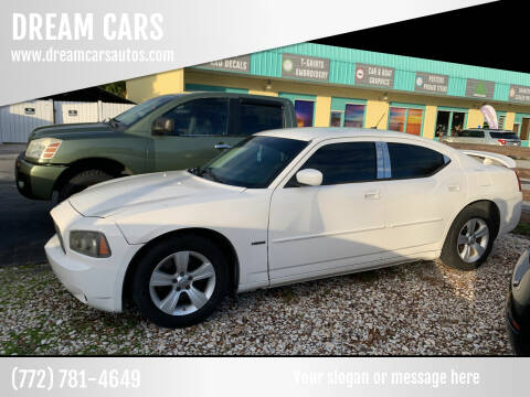 2008 Dodge Charger for sale at DREAM CARS in Stuart FL