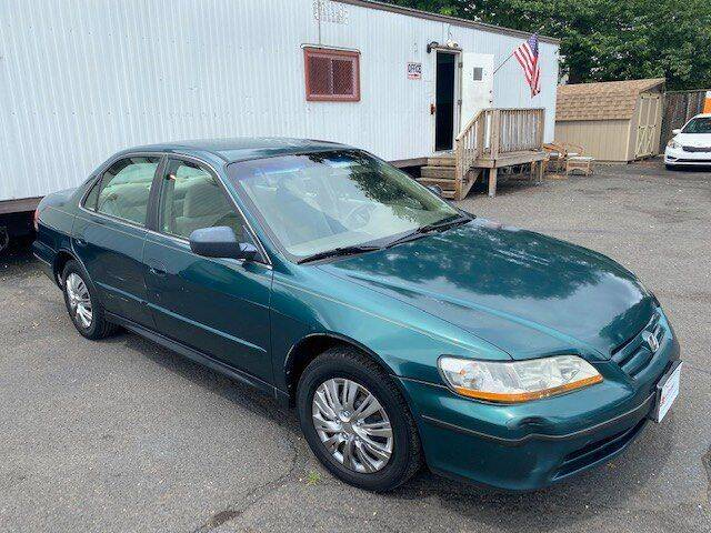 2002 Honda Accord for sale at Exem United in Plainfield NJ