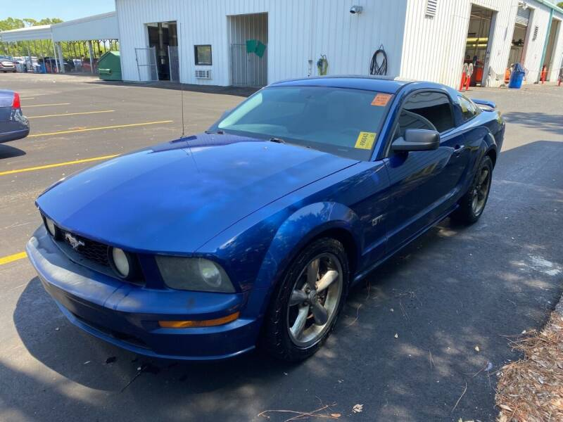2008 Ford Mustang for sale at LUXURY IMPORTS AUTO SALES INC in North Branch MN