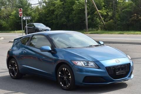 2015 Honda CR-Z for sale at GREENPORT AUTO in Hudson NY