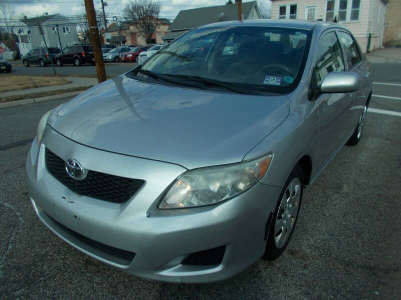 2010 Toyota Corolla for sale at Mercury Auto Sales in Woodland Park NJ