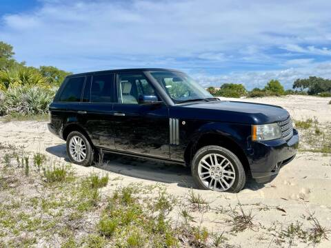 2010 Land Rover Range Rover for sale at AUTOSPORT MOTORS in Lake Park FL