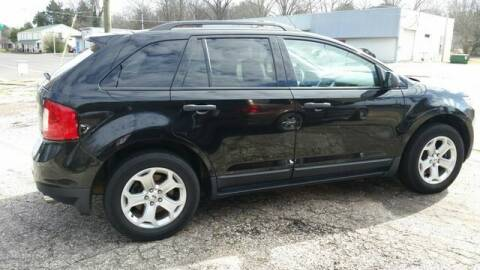 2012 Ford Edge for sale at AFFORDABLE DISCOUNT AUTO in Humboldt TN