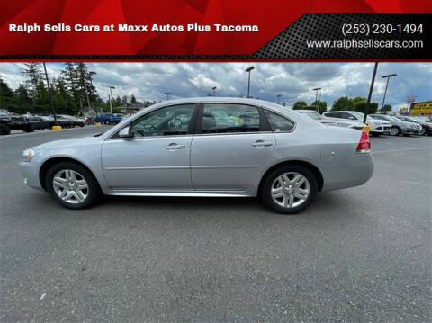 2012 Chevrolet Impala for sale at Ralph Sells Cars at Maxx Autos Plus Tacoma in Tacoma WA
