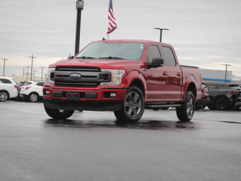 2020 Ford F-150 for sale at Jack Schmitt Chevrolet Wood River in Wood River IL