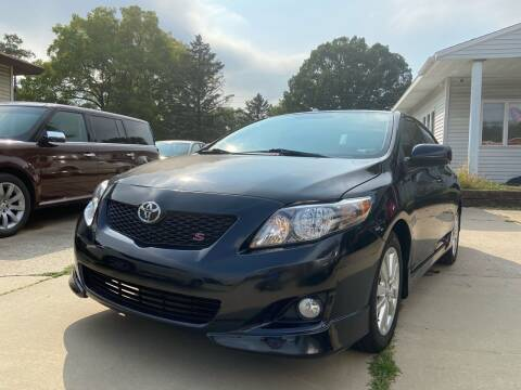 2010 Toyota Corolla for sale at 3M AUTO GROUP in Elkhart IN