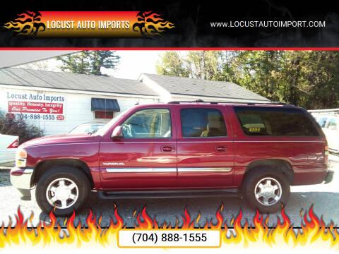 2005 GMC Yukon XL for sale at Locust Auto Imports in Locust NC